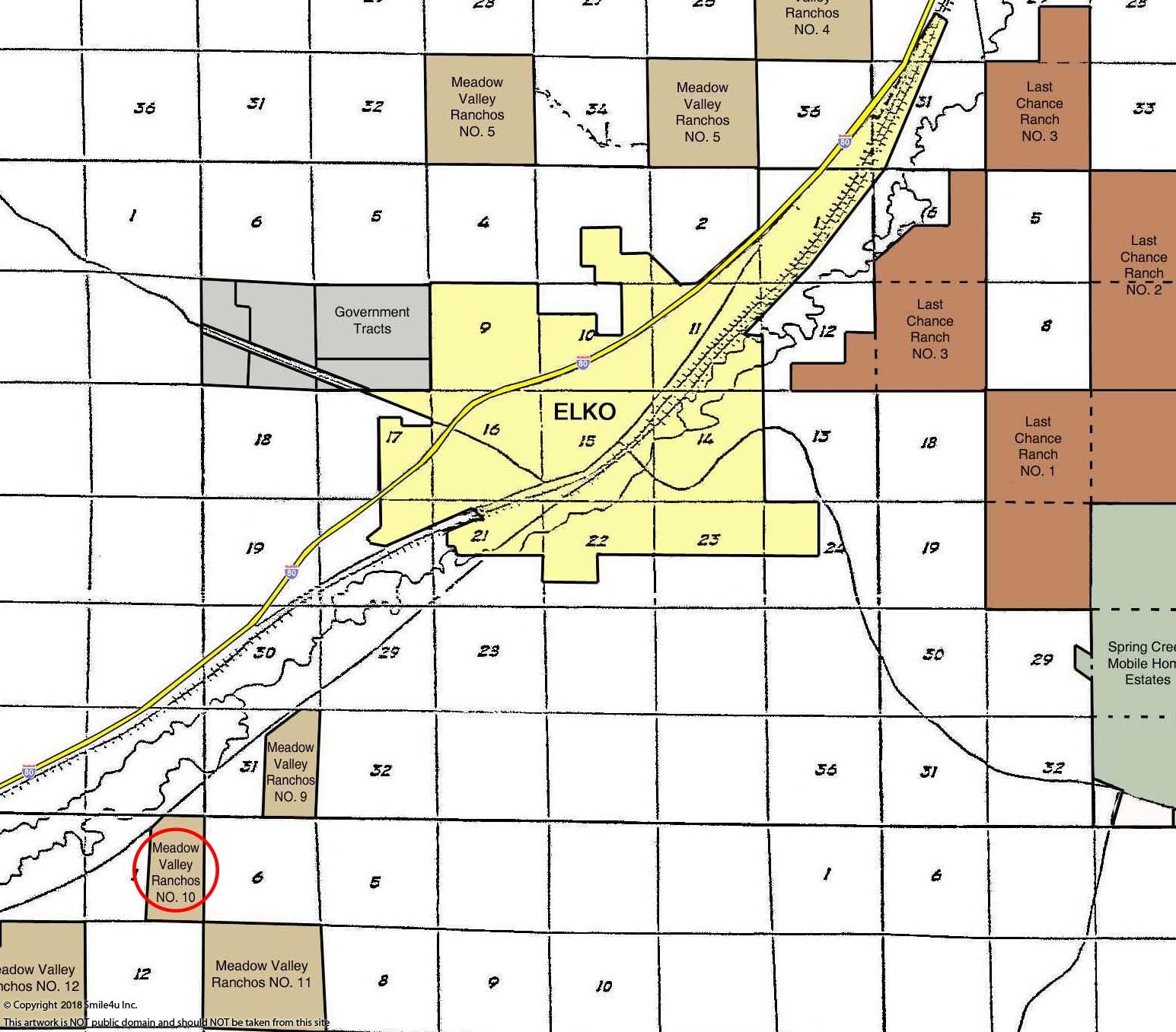 118895_watermarked_Color- Elko - T & R, Section, Subdivision Map 18x24.jpg