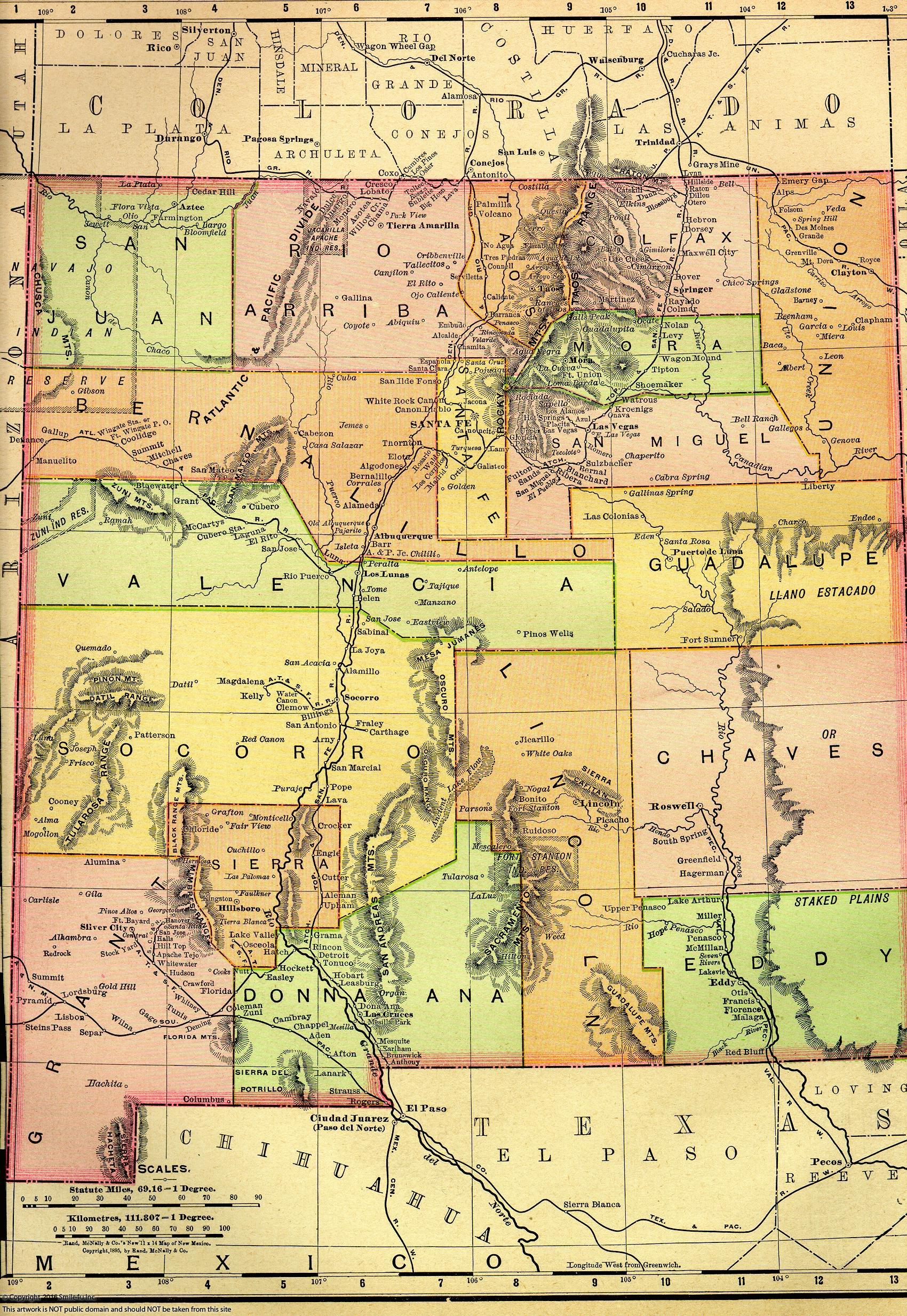 510031_watermarked_New Mexico State Map in 1895.jpg