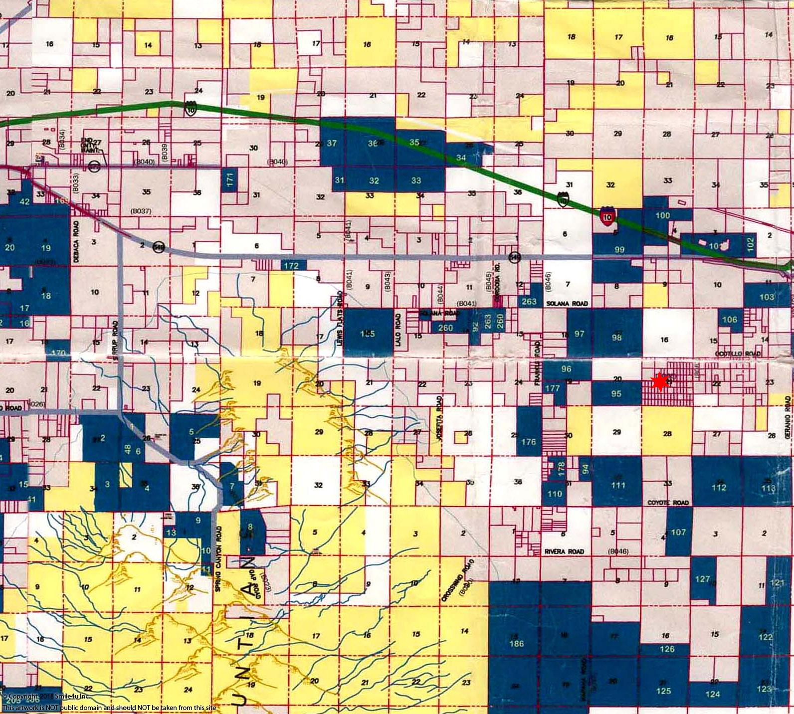561814_watermarked_Deming Ranchettes Subdivision Color Map.jpg