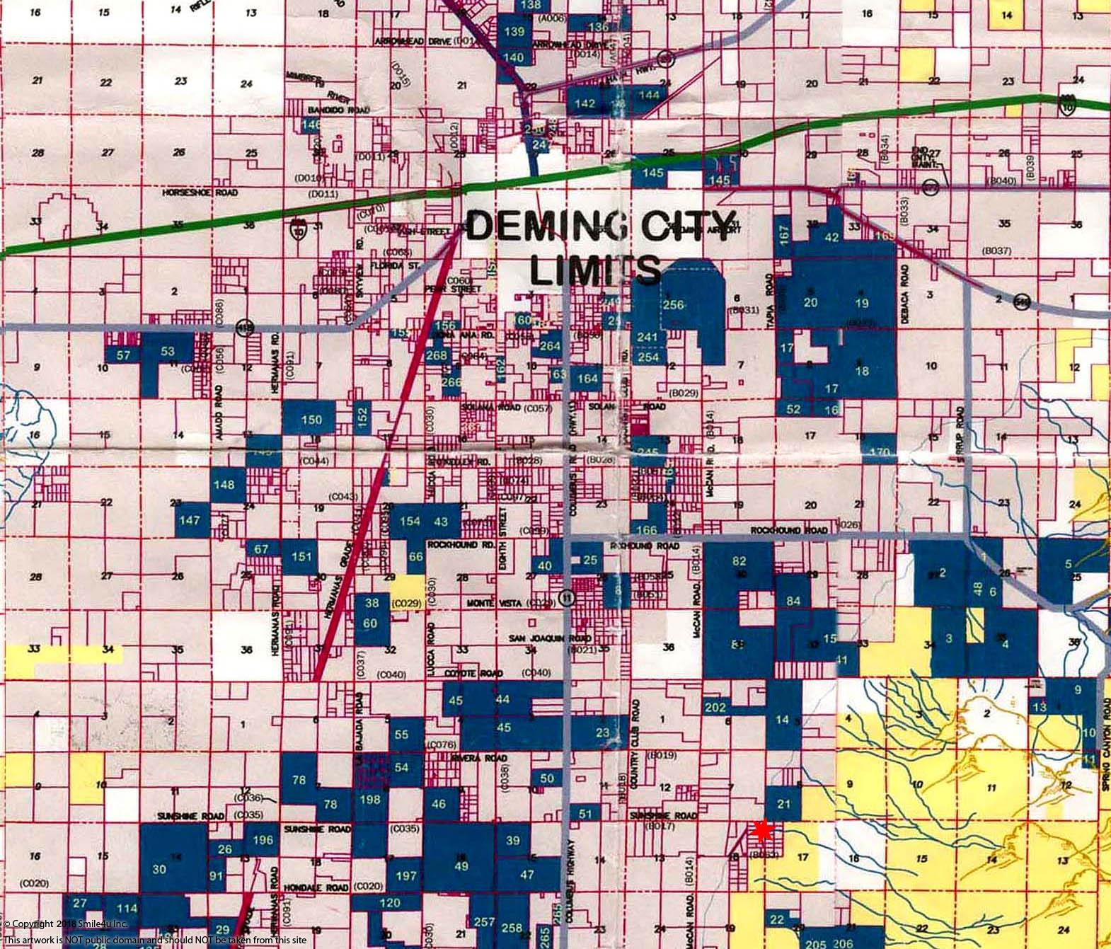 608450_watermarked_Deming Ranchettes Subdivision Color Map.jpg