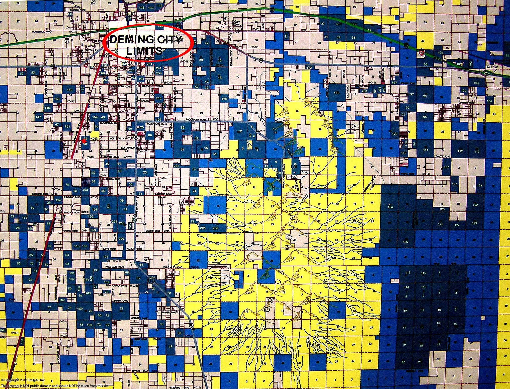621497_watermarked_Deming Ranchettes Subdivision Color Map 8-20-08 28x21.jpg