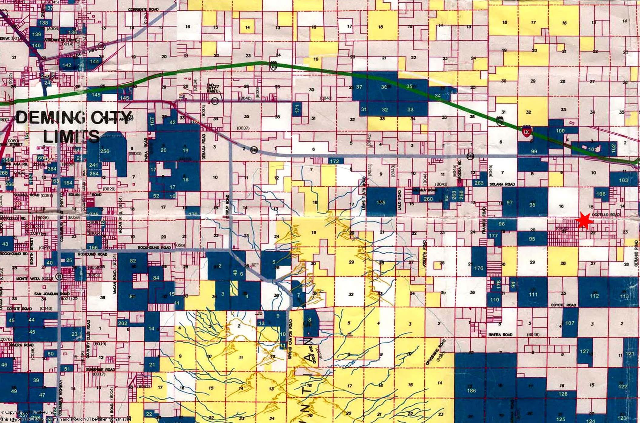 645940_watermarked_Deming Ranchettes Subdivision Color Map.jpg