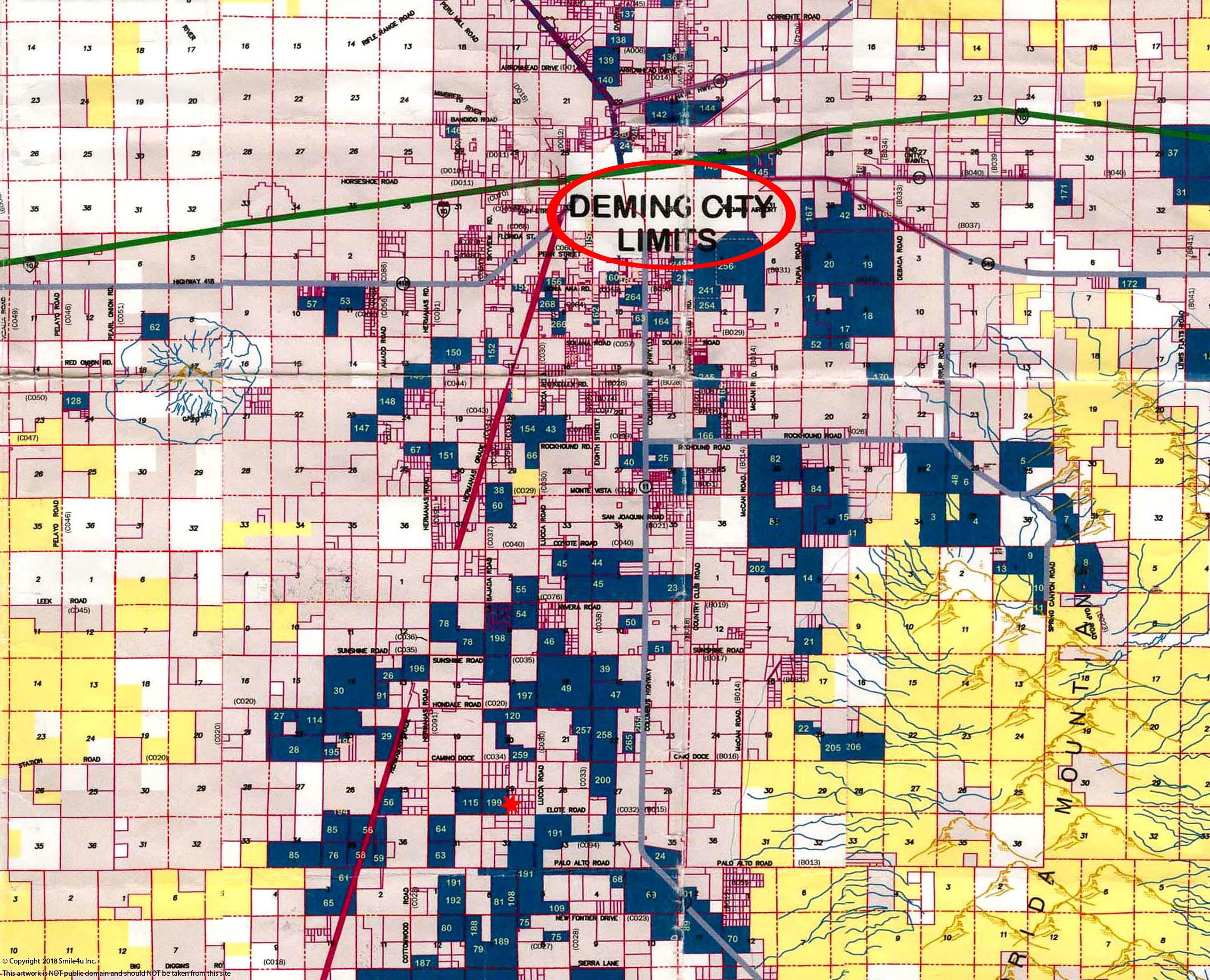 698267_watermarked_Deming Ranchettes Subdivision Color Map.jpg