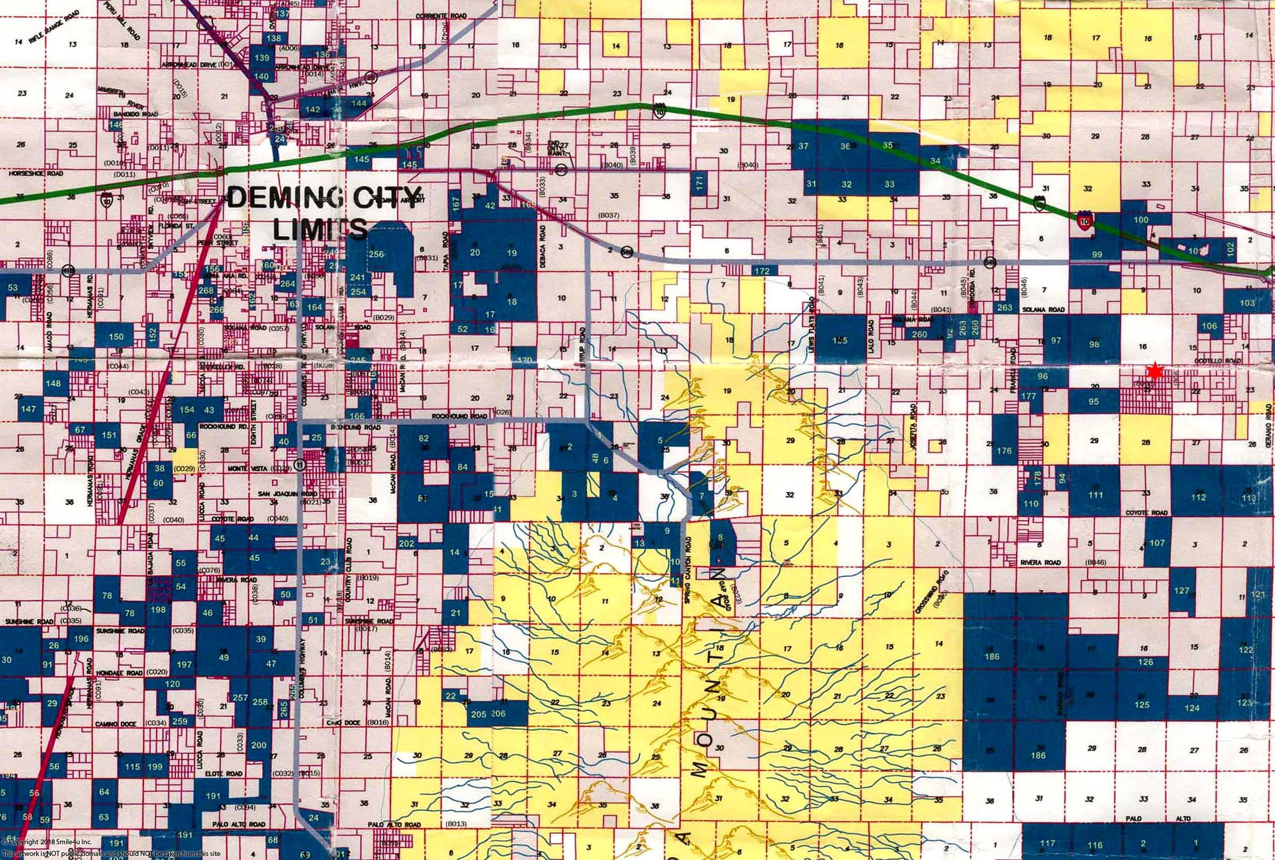 842853_watermarked_Deming Ranchettes Subdivision Color Map.jpg