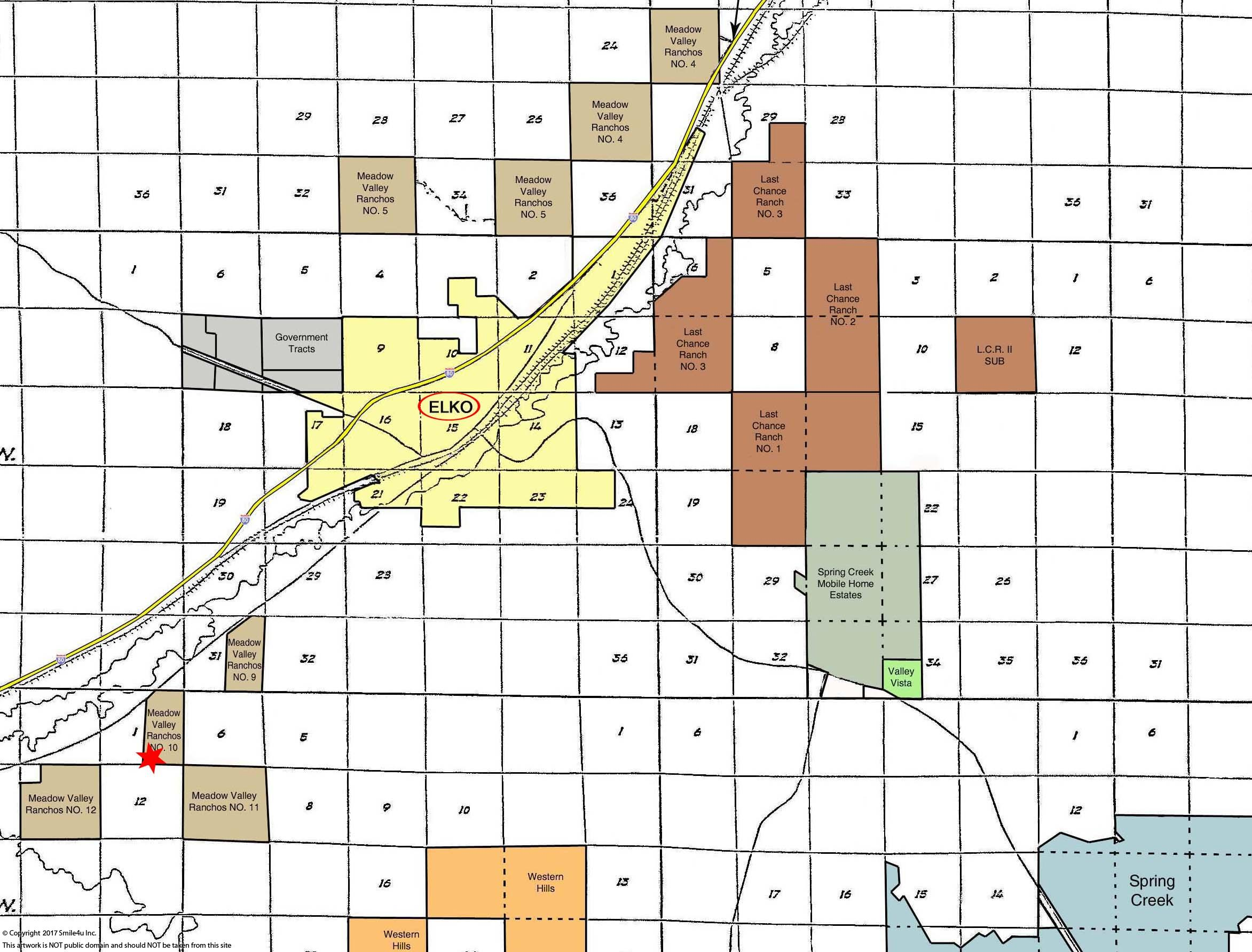 919350_watermarked_Color- Elko - T & R, Section, Subdivision Map 18x24.jpg